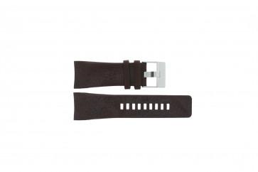 Cinturino per orologio Diesel DZ1317 Pelle Marrone 29mm