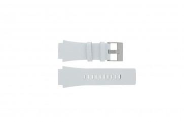 Cinturino per orologio Diesel DZ1449 Pelle Bianco 25mm