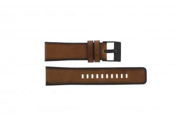 Cinturino per orologio Diesel DZ4317 Pelle Marrone 27mm