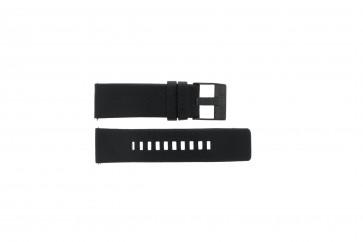 Diesel cinturino orologio DZ4311 Pelle Nero 24mm