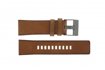 Diesel cinturino dell'orologio DZ4343 Pelle Marrone 26mm