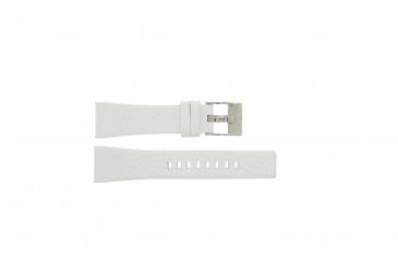 Cinturino per orologio Diesel DZ5102 Pelle Bianco 23mm