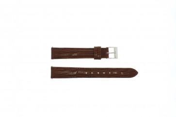 Cinturino per orologio Universale E360 Pelle Marrone 16mm