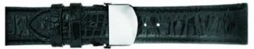 Cinturino per orologio Mark Ecko E01000G1 Pelle Nero