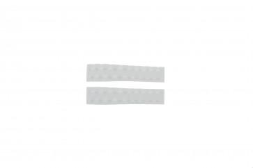 Festina cinturino orologio F16021/D Gomma Bianco 18mm