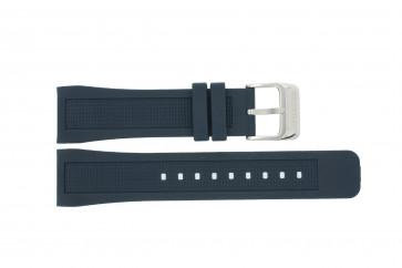 Cinturino per orologio Festina F16642-2 Silicone Blu 24mm