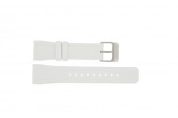 Festina cinturino dell'orologio F16642-1 Silicone Bianco 24mm
