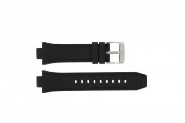 Cinturino per orologio Festina F16667-6 Gomma Nero 13mm