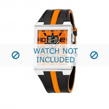 Cinturino per orologio Festina F16184/E Pelle Multicolore 18mm