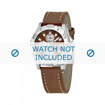 Cinturino per orologio Festina F16243-3 Pelle Marrone 21mm