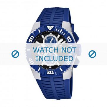 Cinturino per orologio Festina 15778-4 Gomma Blu