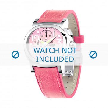 Festina cinturino dell'orologio F16125.3 Pelle Rosa 23mm