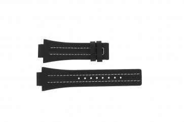 Cinturino per orologio Festina F16185 / 1 Pelle Nero 16mm