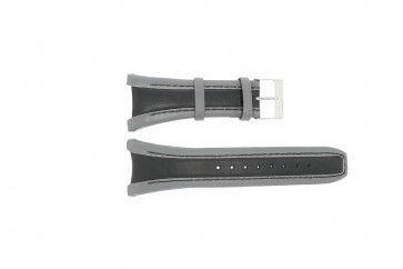 Cinturino per orologio Festina F6725-6 Pelle Grigio 31mm
