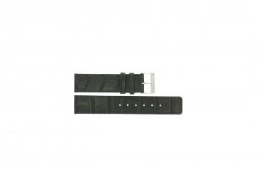 Cinturino per orologio Universale G810 Pelle Grigio 20mm