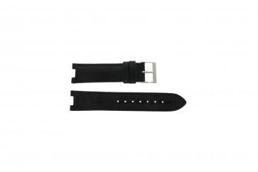Guess cinturino orologio W11607L2 Pelle Nero 19mm