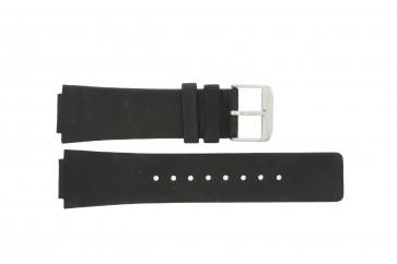 Danish Design cinturino orologio IQ13Q884 Pelle Nero 16mm
