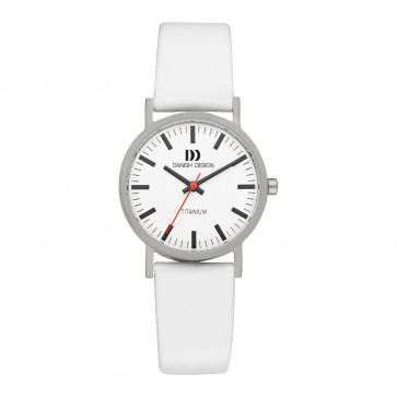 Danish Design cinturino orologio IV18Q199 Pelle Bianco 17mm