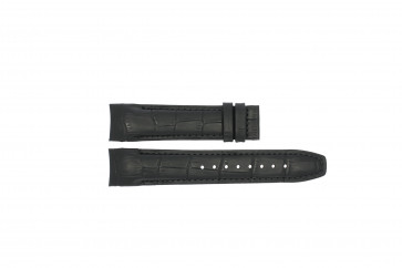 Cinturino per orologio Jaguar J678 / J679.A Pelle Nero 22mm