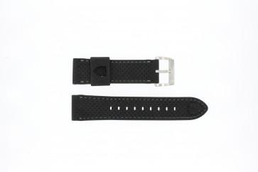 Cinturino orologio Ferrari SF-07-1-14 0032 gomma nero