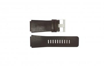 Cinturino per orologio Fossil JR9121 Pelle Marrone 26mm