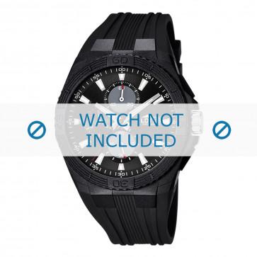 Cinturino orologio Lotus in plastica L15970/7 nero