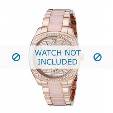 Michael Kors cinturino dell'orologio MK6135 Metallo Salito 20mm