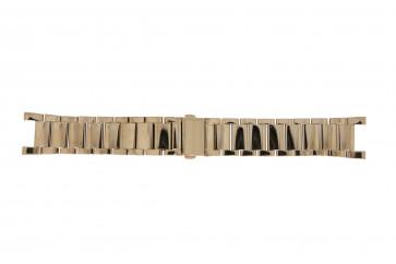 Michael Kors cinturino dell'orologio MK5865 Metallo Salito 19mm