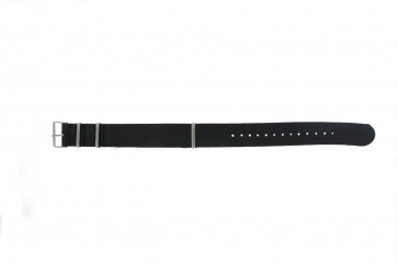 Cinturino orologio Pelle 20mm Nero /  /  RO 4