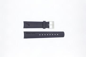 Nautica cinturino dell'orologio A30004G / A12627G / A12627G / A14555 Gomma Blu 22mm