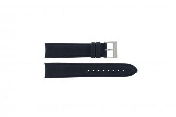 Nautica cinturino orologio A24513G Gomma Blu 22mm