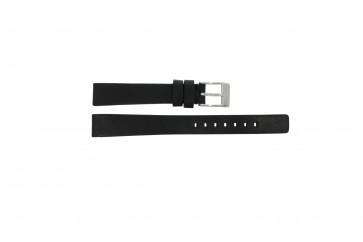 Diesel cinturino orologio DZ-2074 Pelle Nero 14mm