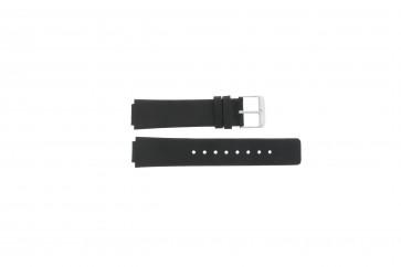 Cinturino per orologio Danish Design IV12Q884 Pelle Nero 14mm