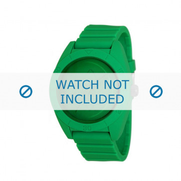 Adidas cinturino orologio ADH2788 Plastica Verde 24mm
