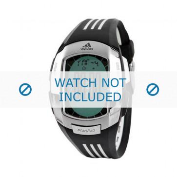 Adidas cinturino orologio ADP1634 Silicone Nero 17mm