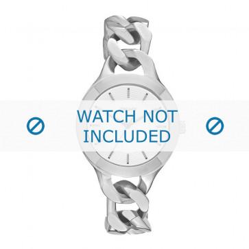 DKNY cinturino orologio NY-2216 Acciaio Argento 36mm