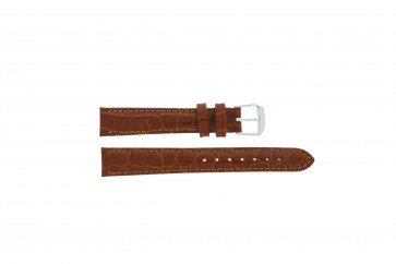 Cinturino per orologio Condor 119R.03 Pelle Cognac 16mm