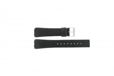 Cinturino orologio Skagen in pelle 433XLSLBCM nero
