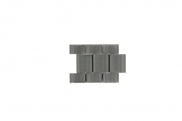 Fossil JR1437 Collegamenti Acciaio Argento 24mm