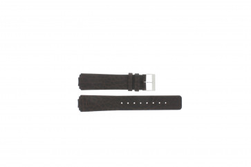 Cinturino per orologio Skagen 433LSGL1 Pelle Marrone 17mm