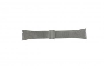 Skagen cinturino dell'orologio 696XLTTM Metallo Argento 32mm