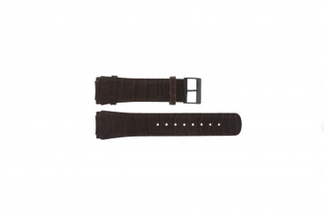 Cinturino per orologio Skagen 856XLDRD Pelle Marrone 24mm