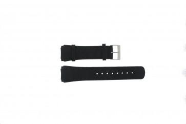 Cinturino orologio Skagen in pelle 856XLSLC nero