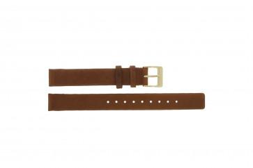 Cinturino per orologio Skagen SKW2147 Pelle Marrone 12mm