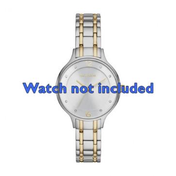 Skagen cinturino orologio SKW2321 Acciaio Oro (Placcato) 14mm