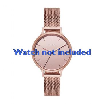 Cinturino per orologio Skagen SKW2413 Acciaio Salito 12mm