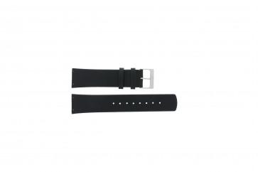 Cinturino per orologio Skagen SKW6024 Pelle Nero 22mm