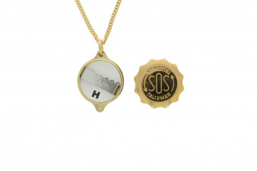 SOS Talismano, ciondolo con catenina (soshk)