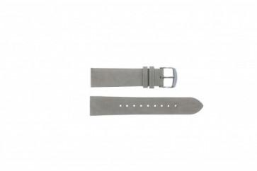 Timex cinturino orologio T2N795 Pelle Grigio 20mm