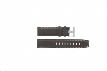 Timex cinturino orologio T2P287 Pelle Marrone 22mm